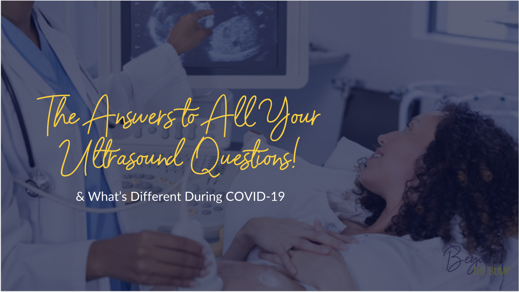 Top 5 questions about ultrasounds answered