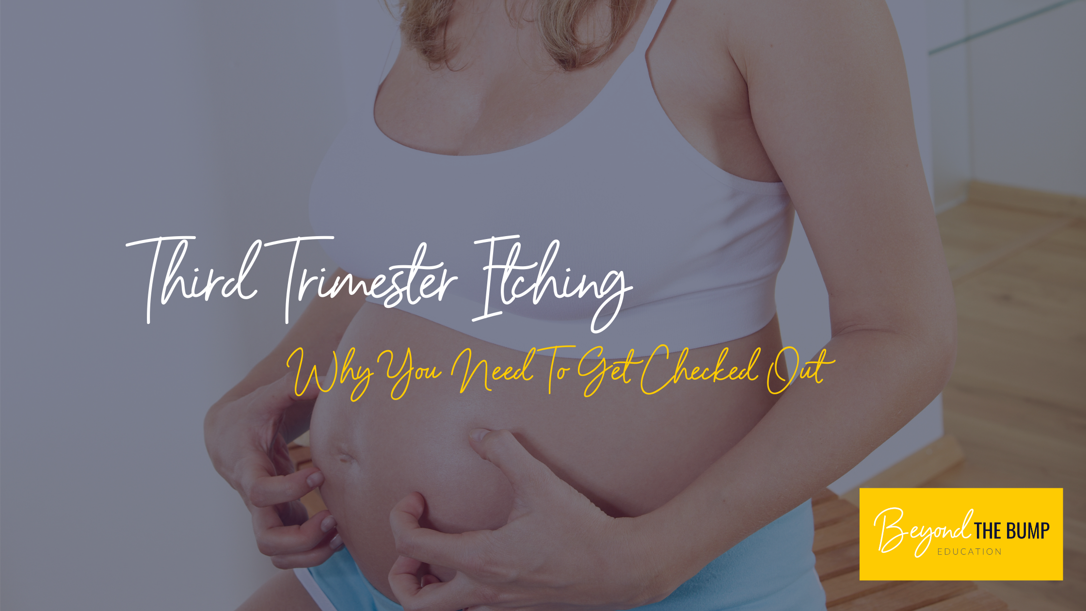 Itching In pregnancy