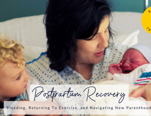 Postpartum Bleeding: What To Expect Postpartum